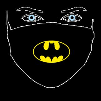 mascherina uomo BATMAN-NERA