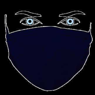 mascherina BLU-NAVY