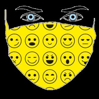mascherina EMOTICON