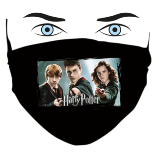 mascherina HARRY-POTTER