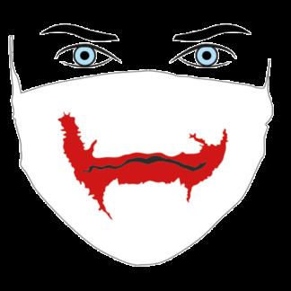mascherina uomo JOKER-SORRISO